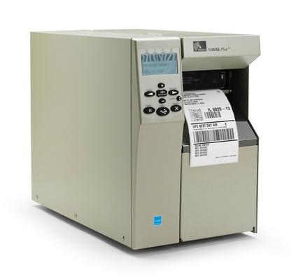 Datamark UK is pleased to introduce the 105SLplus printer from Zebra