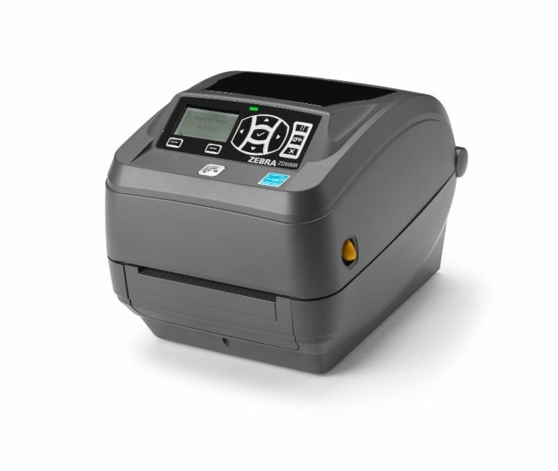 Introducing the Zebra ZD500r UHF RFID Printer