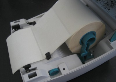 19mm Roll in TLP Printer