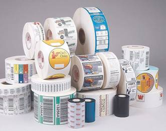 Flexographic Printed Labels