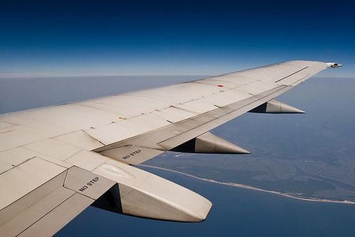Aircraft wing.